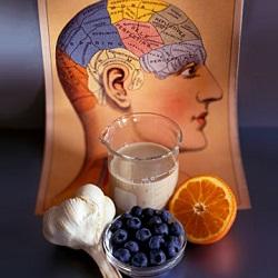 Продукты улучшающие память