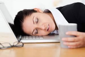 постоянная усталость и сонливость