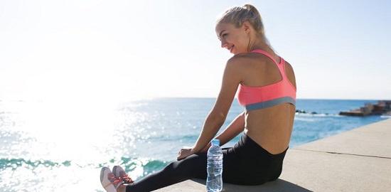 Правильное питание и физическая активность