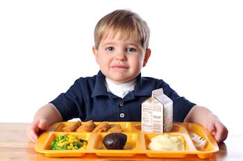 основы правильного питания для детей